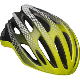 Bell Formula Ghost LED Mips Helmet, amarillo/negro